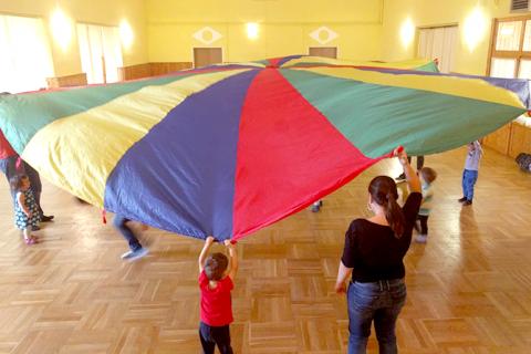 Eltern-Kind Turnen 1-3 Jahre