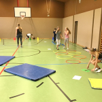 Kids Gym ab 7 Jahre